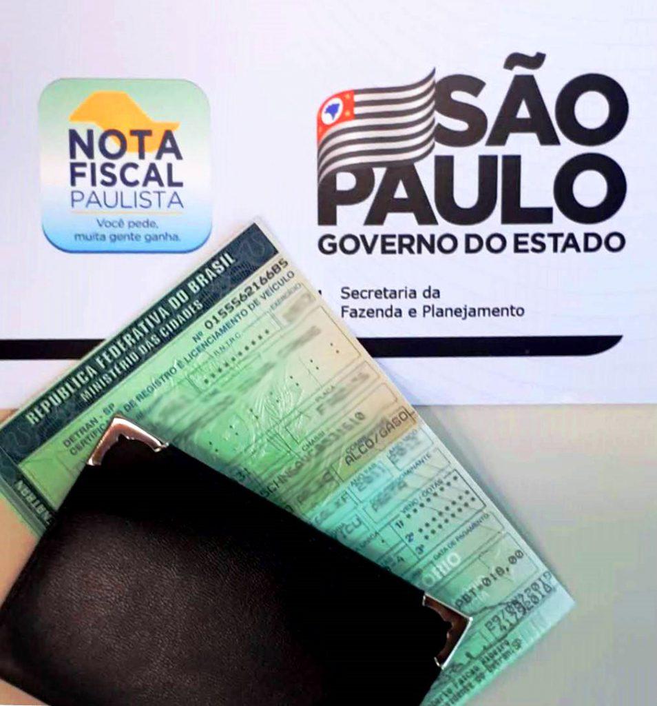 Consumidores têm última semana para utilizar créditos da Nota Fiscal Paulista para abatimento do IPVA 2021