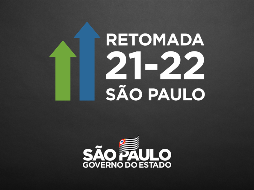 Governo de SP lança Retomada 21/22 para atrair R$ 36 bilhões em investimentos e criar 2 milhões de empregos