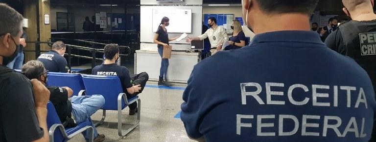 """Operação """"Expresso"""" desmantela esquema bilionário de sonegação no Paraná, Minas Gerais, São Paulo e Espírito Santo"""